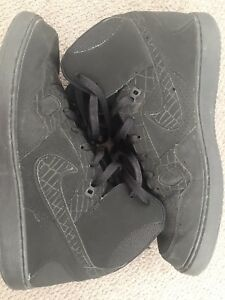 $50 black Nike Air force 1 - High tops (as new) Bondi Junction Eastern Suburbs Preview