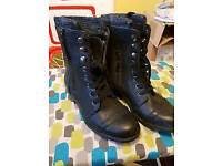 Size 5 ladies winter boots