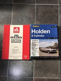 Hq holden manual in south australia gumtree australia free local gregorys holden 8 cylinder 71 76 hq holden service manual sciox Gallery