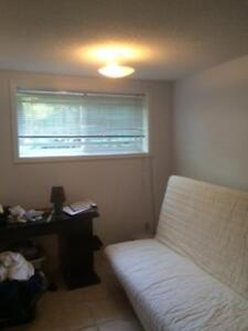 Bright large one bedroom