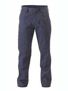 BISLEY ORIGINAL COTTON DRILL MENS WORK PANT (BP6007)