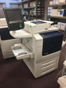 Xerox 560 Color Light Production Printer Copiers Business copy machine Printers Sale BUY LEASE