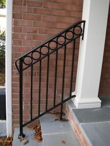WANTED STAIR RAIL OF ANY KIND 3 TO 4 STAIRS
