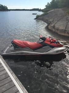 2005 Seadoo RXT Supercharged 3 seater