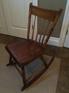 Chairs Antique Rocking Chairs Kijiji Free Classifieds In Windsor Region F