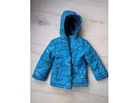 Boys Dinosaur Winter Coat | Age 3-4 | £3
