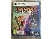 Playstation 5 ratchet and clank brand new