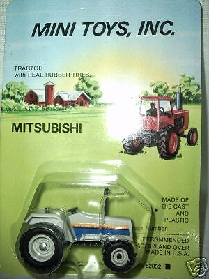 1/64  Mitsubishi MT3000 Tractor--Mini Toys 1984 for sale  Shipping to India