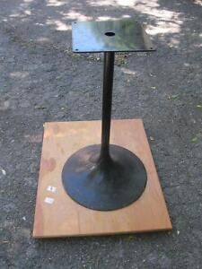solid table bases