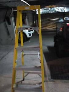 mipro single sided step ladder 1.76m can deliver Stanmore Marrickville Area Preview