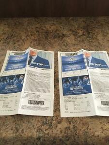 Two Blue Jays tickets for sale