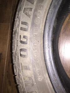 4 all season tires for sale - good condition