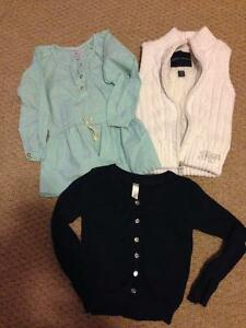 Girls tops & jeans