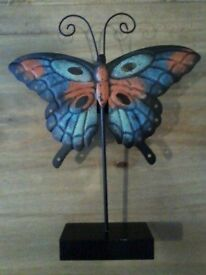 Butterfly Tea Light Candle Holder