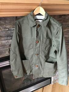 Like New Small 100% Cotton Jacket By Ben Sherman