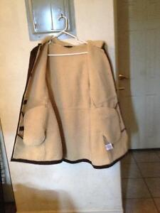 im allergic to wool so selling these 2 coats London Ontario image 4