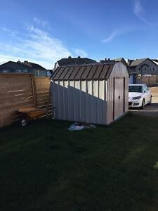 Backyard shed for sale