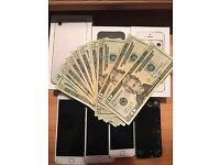 Neee Money? Sell us your iphone and receive cash TODAY