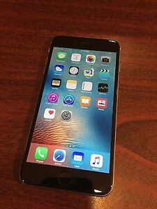 Sold used Unlocked iphone 6plus space grey 64G