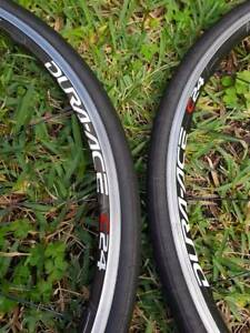 Dura ace 7900 C24 wheelset Highgate Perth City Area Preview
