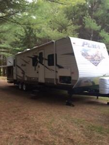 PUMA  31KBH by Palomino Travel trailer