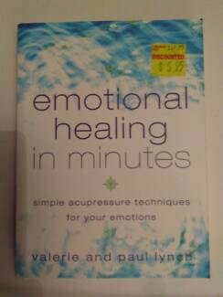 Emotional Healing in Minutes, was $12.75, now $6.95