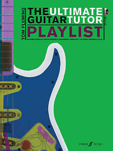 The-Ultimate-Guitar-Tutor-Playlist-Book-And-CD-Guitar-Sheet-Music-CD
