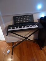 Yamaha PRS 75 - 49 key portable keyboard