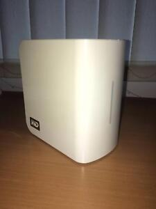 2TB WD My Book World Edition II (White Light) - RAID Wetherill Park Fairfield Area Preview