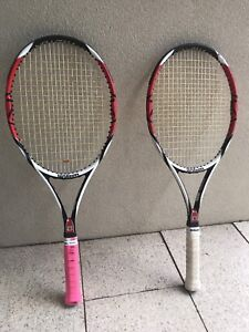 Wilson tennis racquets Karrinyup Stirling Area Preview