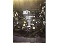 Ford Galaxy S/max 2.0 Tdci 2013 COMPLETE Engine With Turbo 23000 Miles Breaking