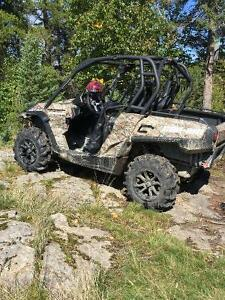 2015 can am commander 1000
