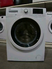 White beko washing machine 10kg
