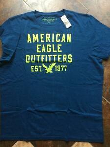 3 American Eagle Graphic T-Shirts (new with tags)