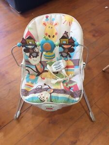 Fisher Price Vibrating Baby Chair Holland Park West Brisbane South West Preview