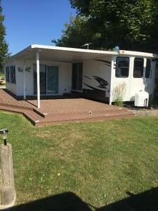 Trailer at marina shores for sale