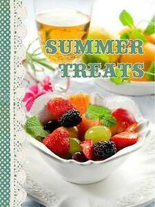 Shopping Recipe Notes: Summer Treats by Susak, Lorena -Hcover