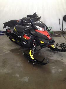 Ski doo mxz iron dog
