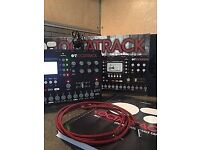 Elektron Octatrack with two CF cards