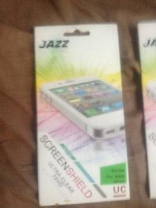 Jazz Screen Protectors   Ultra clear UC -7XHD