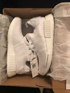 Adidas NMD R1 White Japan US 7.5 Adelaide CBD Adelaide City Preview