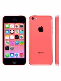 Apple iphone 5c Pink 16GB
