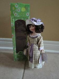Brand new in box collectible porcelain doll London Ontario image 4