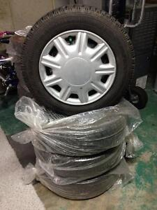 Goodyear Nordic Winter Tires 195/65 R15