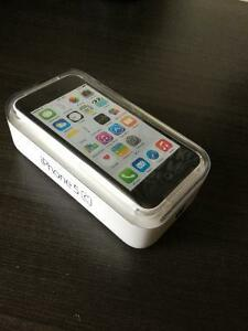 iPhone 5c 8GB unlocked white