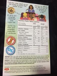 Girl Scout cookies for sale