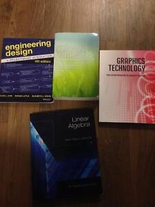 FIRST YEAR ENGINEERING TEXTBOOKS BUNDLE