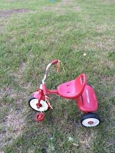 Radio Flyer Fold To Go Tricycle. Must go asap!