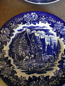 Dickens Series English Ironstone Dishes