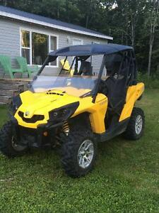 2013 CanAm Commander for sale **Price just reduced